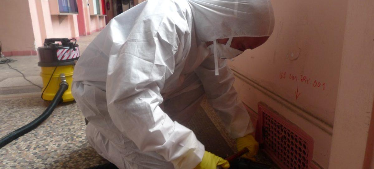 Prévention Amiante lance une photothèque dematériaux et produits contenant de l'amiante