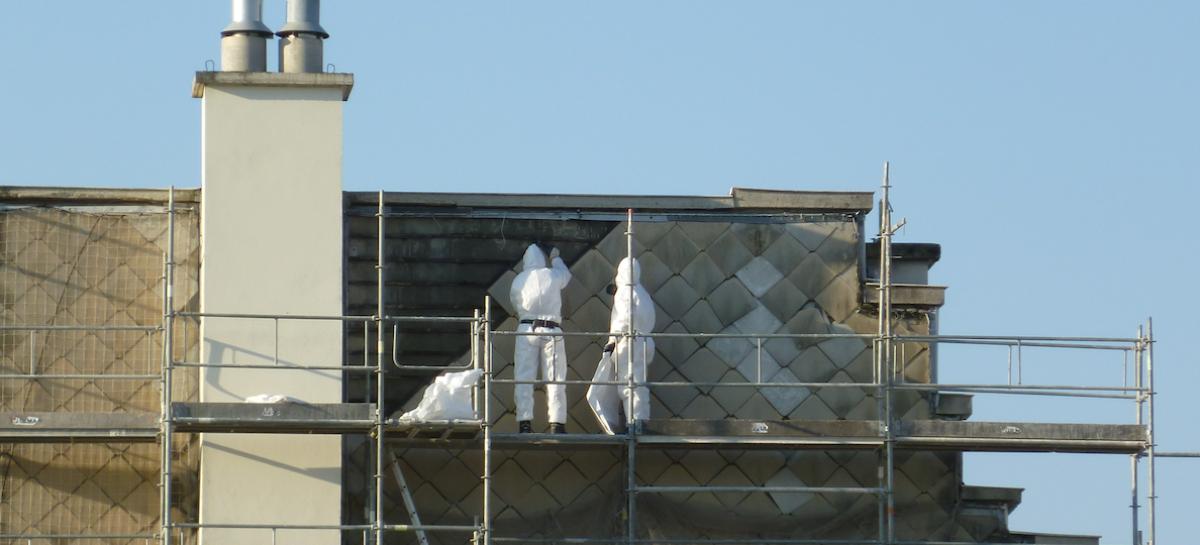 La création d'un pôle public d'éradication de l'amiante n'est pas à l'ordre du jour