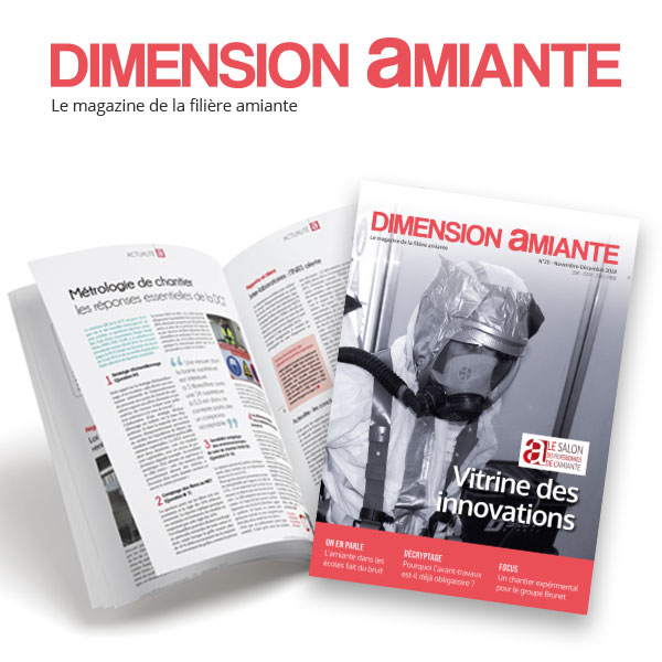 dimension amiante